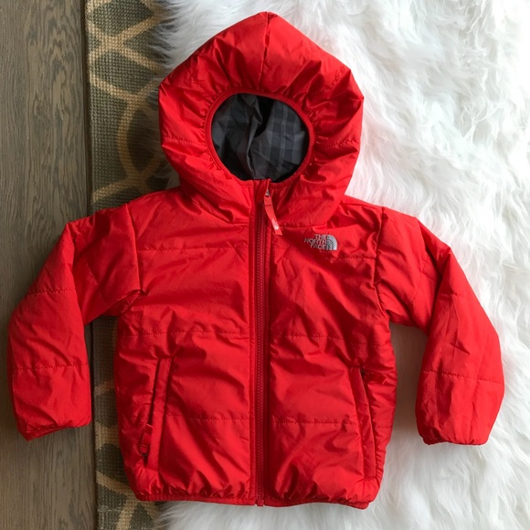 cff3312aacb6 North Face Toddler Reversible Perrito Jacket 3T. M 5b9944009fe486ed91e2336d